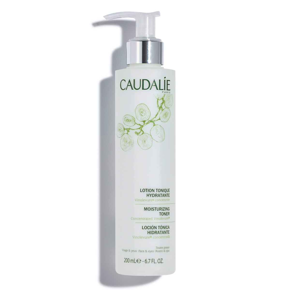 Lotion Tonique Hydratante 400ml
