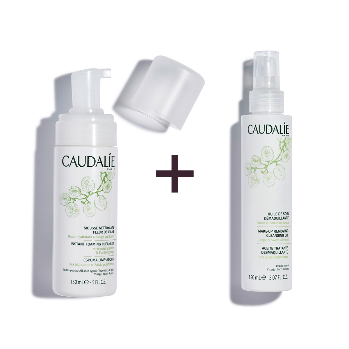 Duo Mousse Soyeuse