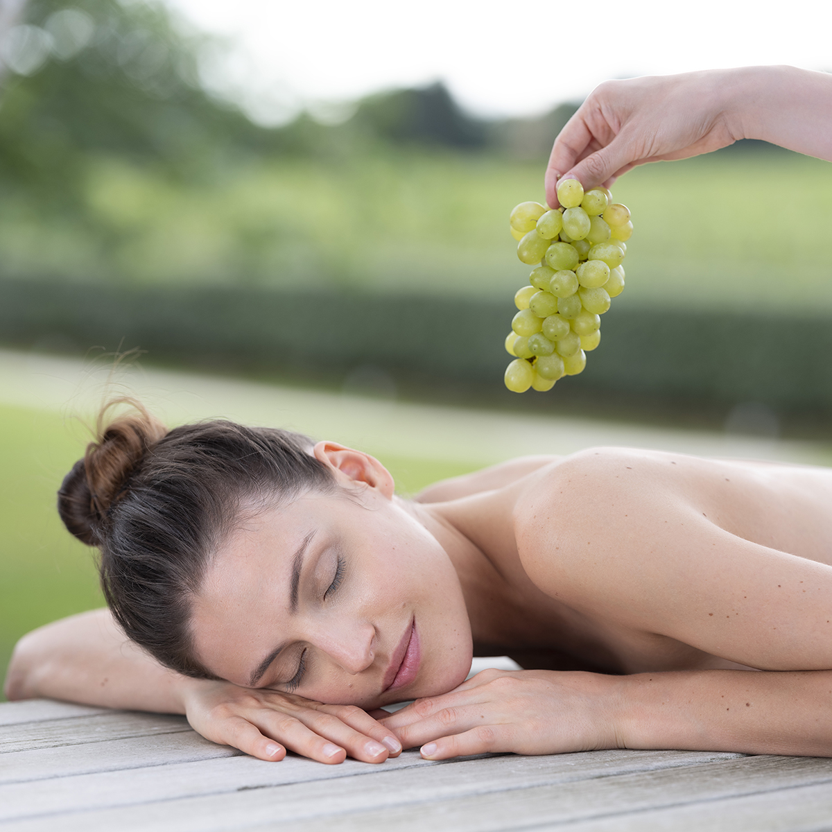 Gift voucher - Spa: 100% grapes ritual